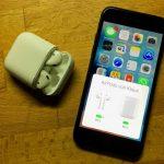Frisch eingetroffen: Die neuen AirPod Kopfhörer von Apple