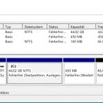 Zu wenig Platz für Windows Funktionsupdate unter Parallels Desktop für Mac
